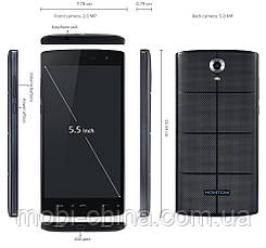 Смартфон HomTom HT7 1/8Gb white ' ' ' ', фото 2
