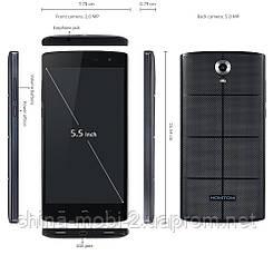 Смартфон HomTom HT7 8Gb black , фото 2