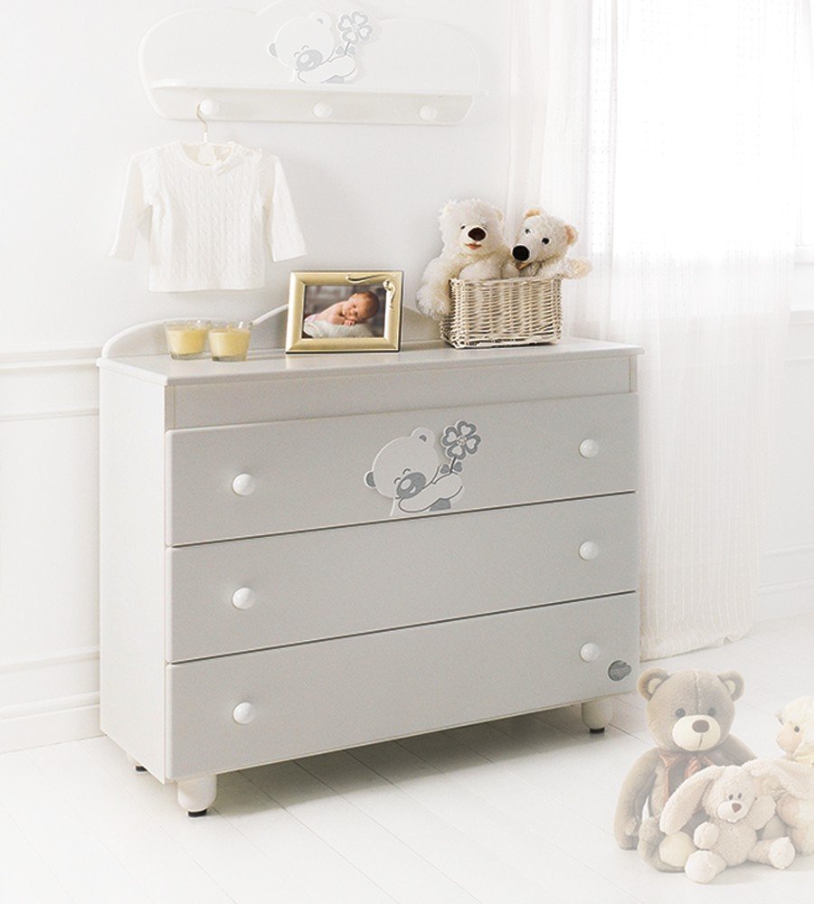 Комод Baby Expert CHEST OF DRAWERS SERENATA
