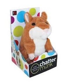 Говорящий хомяк chatter munk