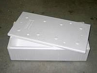 Ящик 80х40х23см из пенопласта (ящик для рыбы из пенопласта)