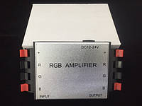 Контроллер RGB Amplifier DC12-24V. Только оптом! В наличии!