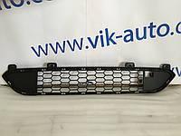 Решетка переднего бампера BMW X5 F15 м-пакет средняя