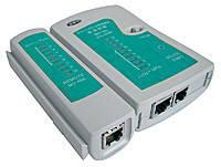 Тестер кабельный KYS0411. Battery 9V