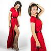 Красное платье 15536