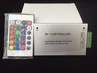 Усилитель постоянного тока 12 В/12a алюминиевый корпус RGB. Только оптом! В наличии!, фото 1