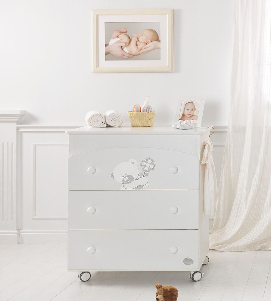 Комод-пеленатор Baby Expert BAGNETTO MIO (GASTONE)