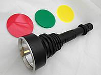 Фонарь Bailong BL-Q2805 (Cree XM-L T6, 1200 люмен, 1 режимов, 2x18650), комплект