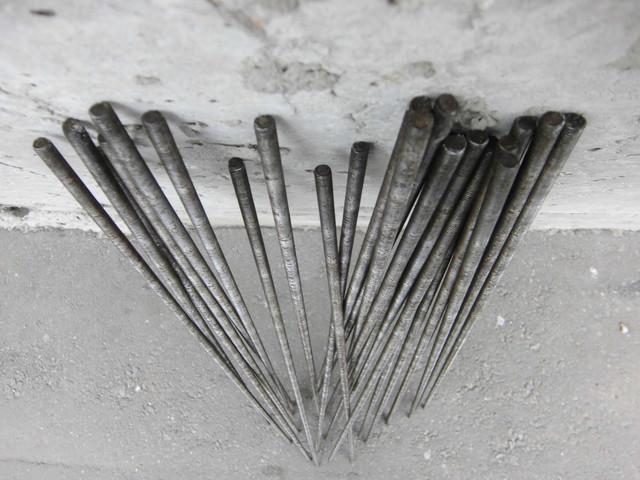 Шпильки резьбовые DIN 975 | Фотографии принадлежат предприятию Крепсила