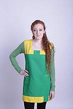 Рабочая одежда для продавцов, халат-фартук
