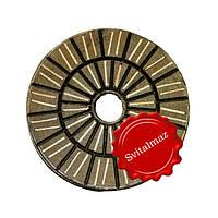 Алмазный шлифовальный инструмент сливка Инватех Ф160 мм. №3 на калено-рычажные и прижимные станки для обработк, фото 1