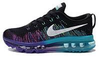 Женские кроссовки Nike Air Max  2014 Flyknit, найк, аир макс, флайкнайт