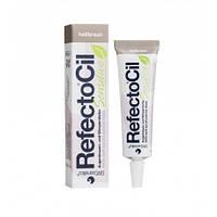 Краска для бровей и ресниц RefectoCil Sensitive Eyelash & Eyebrow Tint Light Brown Светло-коричневый15 мл