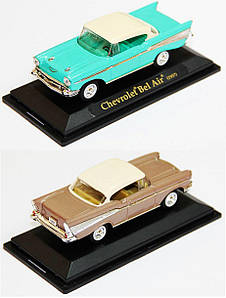 Модель легковая 4 Yat Ming YM 94201 CHEVROLET BEL AIR 1957
