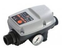 Электронное реле давления с манометром и защитой от сухого хода Italtecnica BRIO 2000-MT