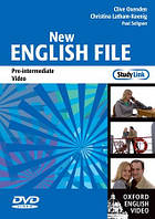 New English File Pre-Intermediate DVD (видео материалы к курсу)