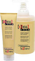 KAARAL X-FORM Відновлюючий крем-кондиціонер з маточним молочком і пшеничним протеїном, 1000 мл.