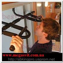 Домашний турник тренажер Power Trainer Pro, фото 3