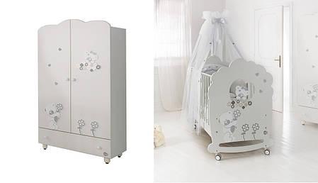 Комплект мебели для детской комнаты Baby Expert Serenata, фото 2