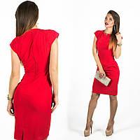 Красное платье 15544