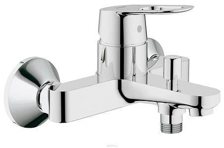 BauLoop Смеситель однорычажный для ванны, DN 15, настенный монтаж, фото 2