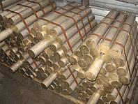 Круг бронзовый БроцинкованнаяС 5-5-5 ф80мм