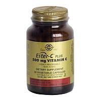 Эстэр C- Витамин С,мощный антиоксидант, защищает от свободных радикалов(50капс.,США)