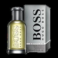 Мужская туалетная вода Boss Bottled Hugo Boss (элегантный, классический древесно-пряный аромат)