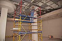 Монтаж (установка) подвесного потолка