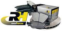 Колодки тормозные задние Audi A6(4A,C4)(94-97) Roadhouse 213520