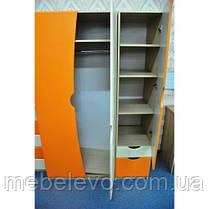 Шкаф Савана 1800х800х525мм Світ Меблів, фото 2