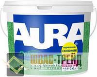 ТМ Aura Dekor Silikon Putz R20 - штукатурка, модифицированная силиконом,типа «короед», зерно 2.0 мм, 25 кг.