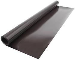 Магнітний лист 0,4 мм без клейового шару (0,62 м х 1м)