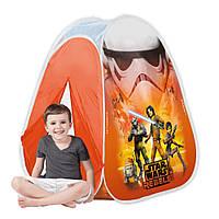 Детская игровая палатка Звездные войны John JN71342, лицензия, фото 1
