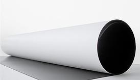 Магнітний лист 0,9 мм з клейовим шаром (0,62 м х 1м)