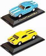 Модель легковая 4 Chevrolet Camaro Z28 (1967) Yat Ming YM94216