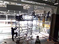 Расценки: монтаж подвесных потолков