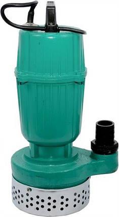 Насос дренажный Cristal  CRISTAL QDX7-21 1.3 кВт (6 куб/час), фото 2