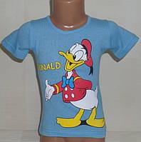 """Футболка """"Donald"""" для мальчиков 2.3.4 года"""