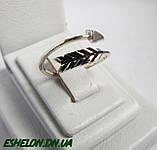 Кольцо  женское серебряное Стрела, фото 4