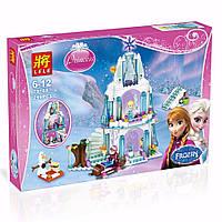 """Конструктор Lele 79168  (аналог Lego Disney Princess 41062) """"Ледяной дворец Эльзы"""", 299 дет, фото 1"""