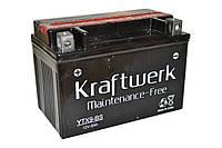 Аккумулятор мото Kraftwerk YTX9-BS 8A/h 90A