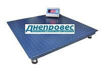 Весы платформенные Днепровес