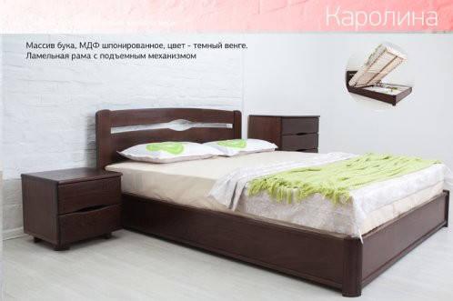 Кровать на подъемном механизме Каролина