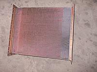 Сердцевина радиатора МТЗ-80,82,Т-70С,ТО-18Д,ТО-18К  4-х рядная медная