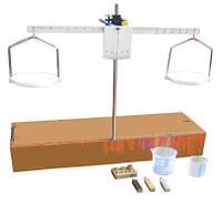 Комплект лабораторний «Механіка»  (з ящиком для зберігання)