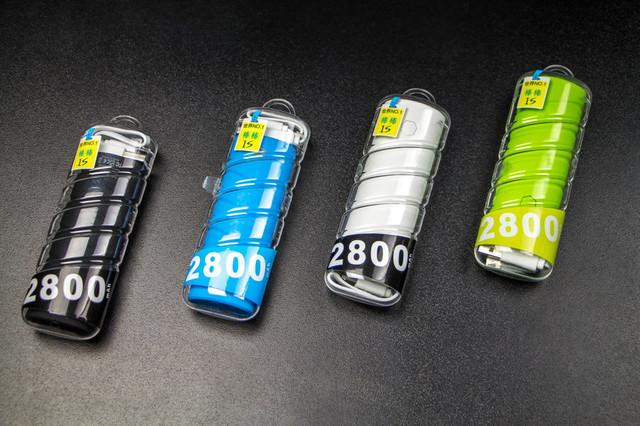 Внешний аккумулятор Power Bank E-Element