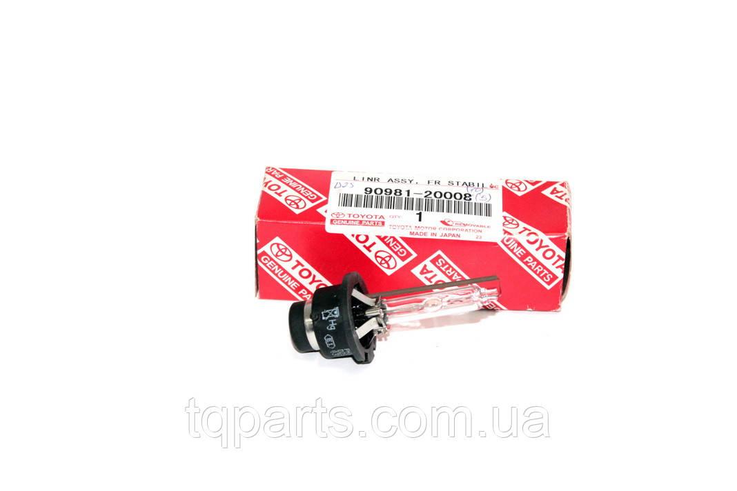 Лампа 90981-20008, 9098120008, Lexus LS (Лексус ЛС)