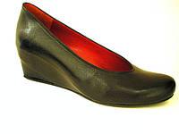 Туфли женские скрытая танкетка