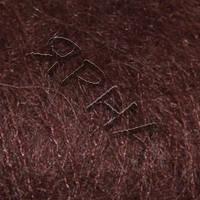 Пряжа Кид мохер (6166-коричневый),(Кид Мохер(70%),Полиамид(30%)),REX(Iталiя),25(гр),250(м)
